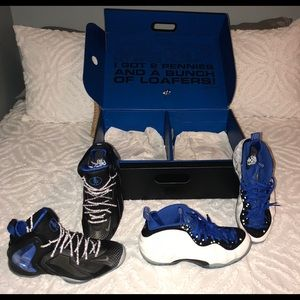 Nike Penny Shooting Star Pack (Rare Find)